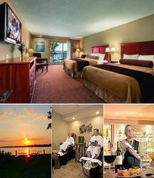 1 NIGHT REWARD PACKAGE $139.99 + tax Available Now through May 15, 2013