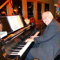 Saturday, November 16th:   7 – 10 p.m.  Ed Huttlin, Pianist